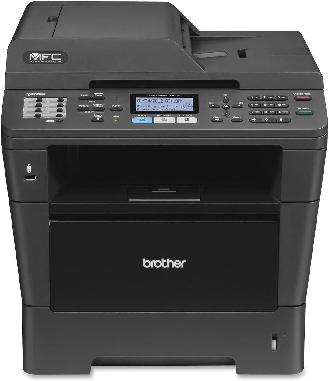 Brother MFC-8510DN - Impresora multifunción (escáner ...