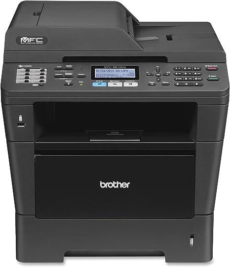 Brother MFC8510DN - Impresora multifunción láser Blanco y Negro ...
