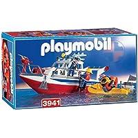 Playmobil 3941 Bote Salvavidas