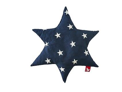 Linden 36123 - Cojín con forma de estrella: Amazon.es: Bebé