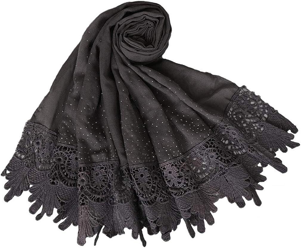LMVERNA Women's Lace Cotton...