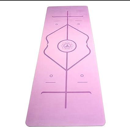 La mejor esterilla de yoga antideslizante del mundo, liviana ...