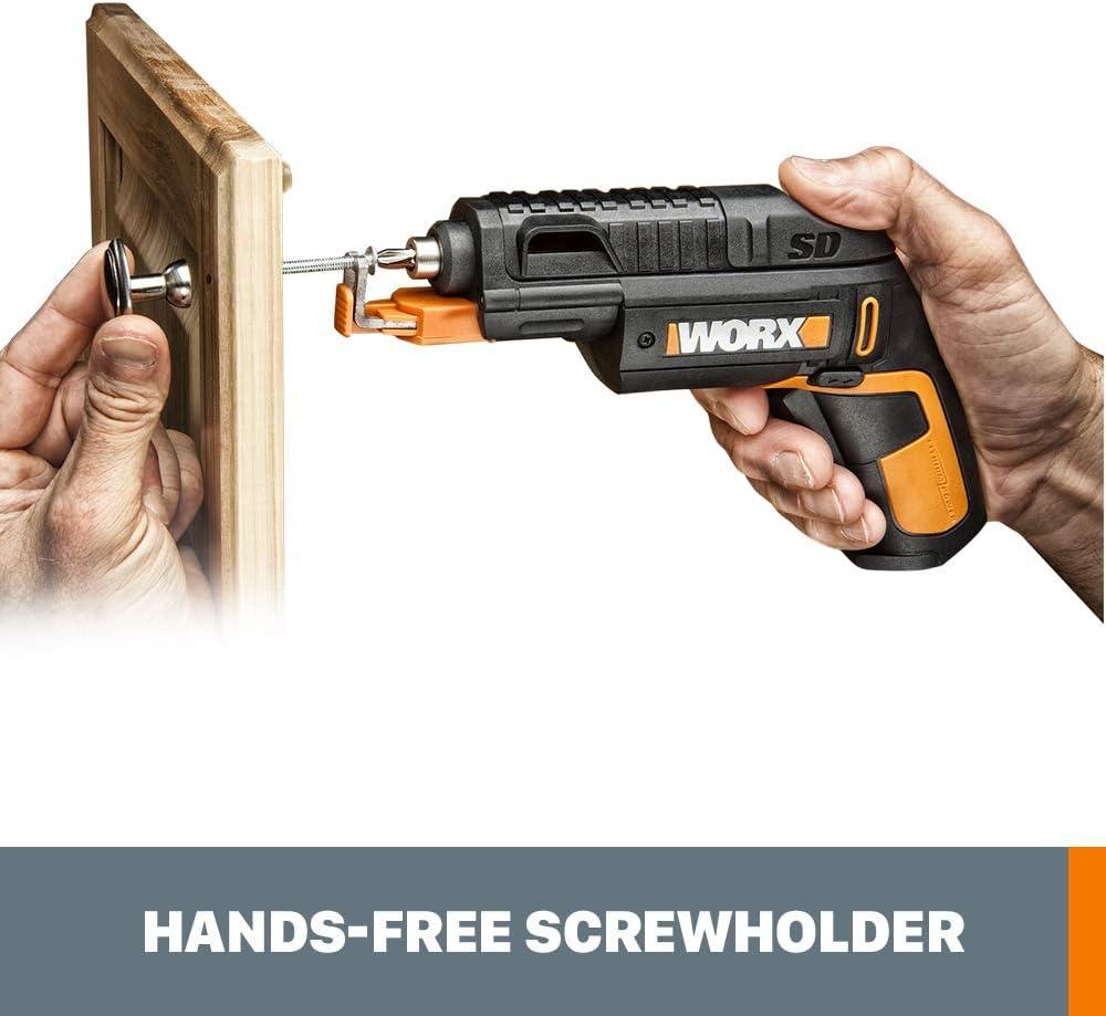 WORX WX225L SD Semi-Automatic Power Screw Driver