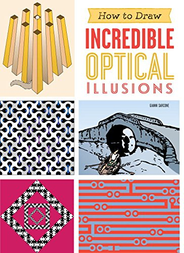 how to draw optical illusions - 6