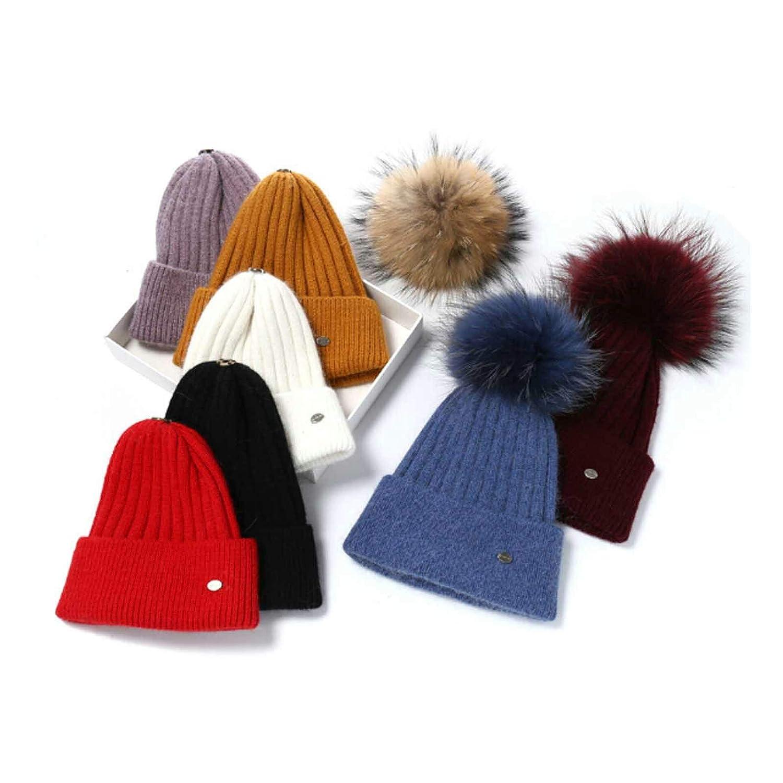Amazon.com  Aooaz Wool Hat Warm Hat Fine Curling Width Vertical Stripes Hats  Womens Hat Black Length 56-58CM  Clothing e5e5ee4a8