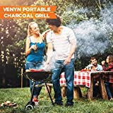 VENYN Original Kettle Premium Portable Charcoal