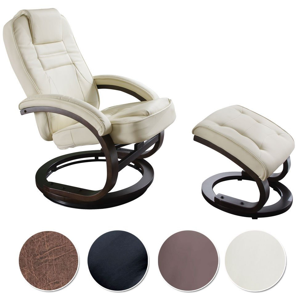 Relaxsessel modern kaufen  Relaxsessel TV-Sessel Creme - 007-C/106 - Gestell