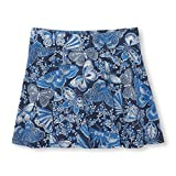 The Children's Place Big Girls' Skort, Blue 01607, XXL(16)