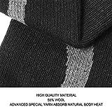 MUSAN Wool Ski Socks,Extra Warm Knee High
