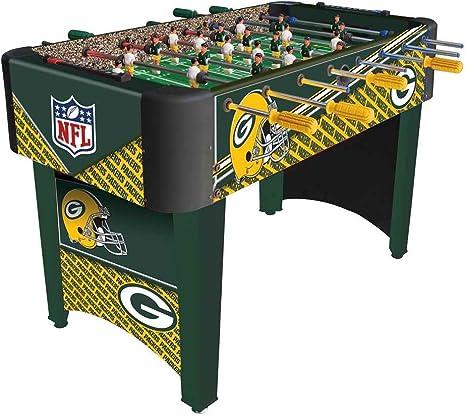 Imperial NFL verde Bay Packers equipo futbolín: Amazon.es: Deportes y aire libre