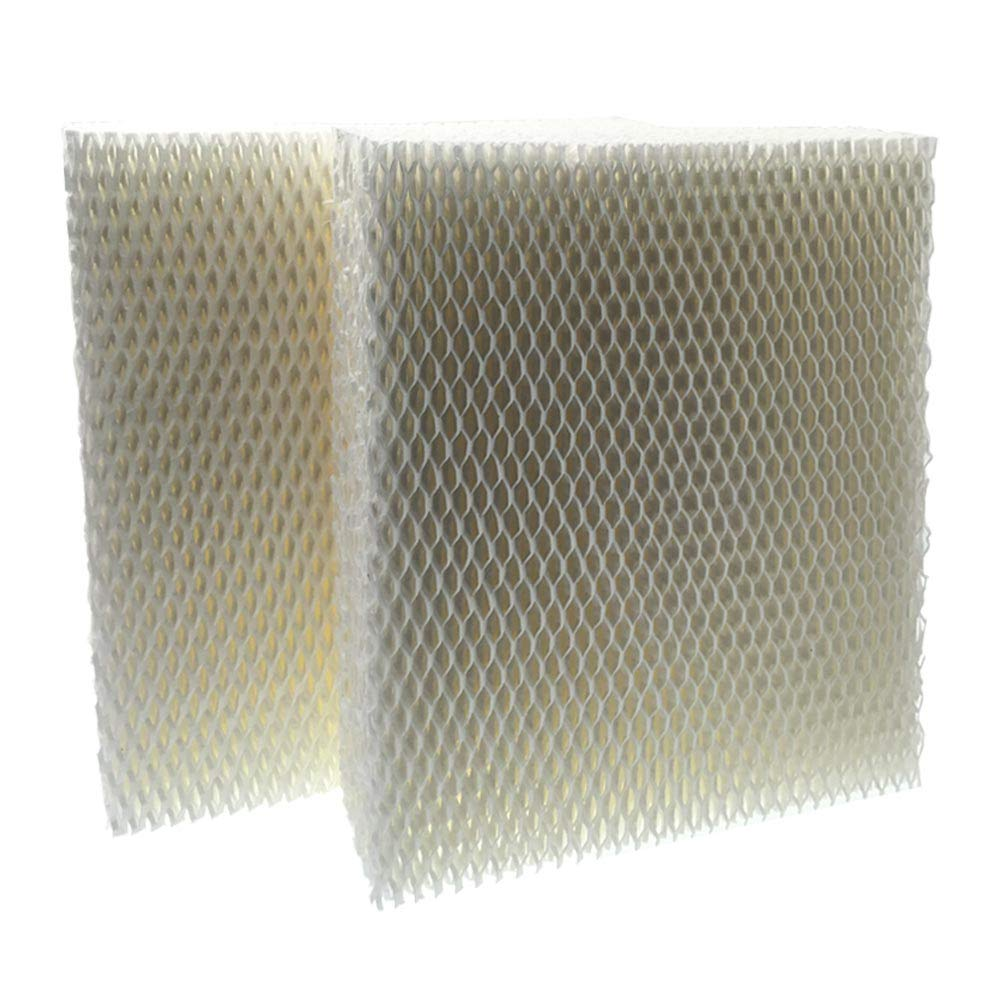 2-PACK Humidifier Replacement Filter T for Honeywell HEV615 and HEV620 Humidifier Wicks,Compatible with Part # HFT600 by HIHEPA