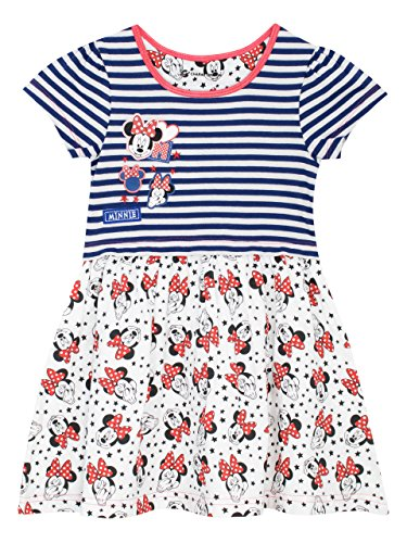 Kids Minnie Mouse Outfit (Disney Girls' Minnie Mouse Dress Size 4)