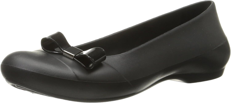 Crocs Women's Gianna Bow Flat