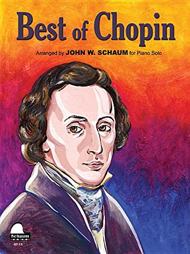 Best Of Chopin Level 5 Schaum Publications Best Of