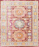 Luxury Traditional Vintage Modern Rugs 13′ x 16′ 5 FT Red Troy Collection Area Rug – Magnificent Living Room – Dinning room – Sitting room – Top Home Décor Review