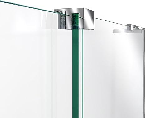 DreamLine - Mampara corrediza de bañera con soporte para pared derecha modelo Mirage-X.: Amazon.es: Bricolaje y herramientas