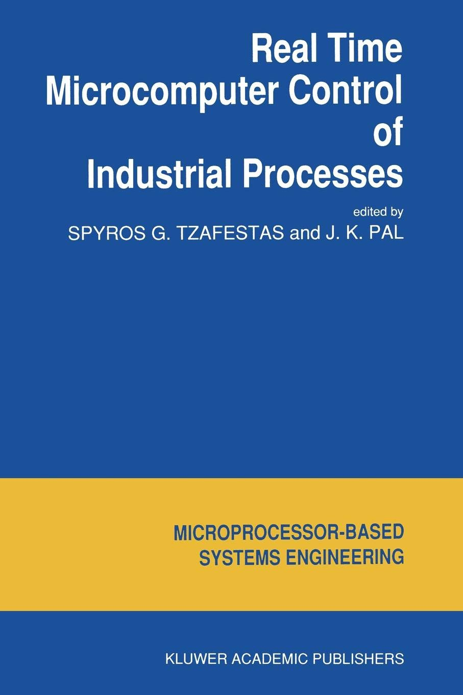 Real-time microcomputer control of industrial processes