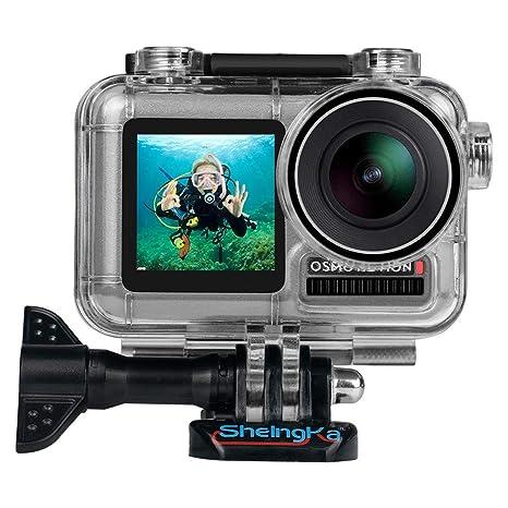HSKB - Funda Impermeable para cámara dji OSMO (Sumergible hasta 45 ...