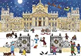 Alison Gardiner Traditional Advent Calendar: Country House Christmas by Alison Gardiner Design Ltd