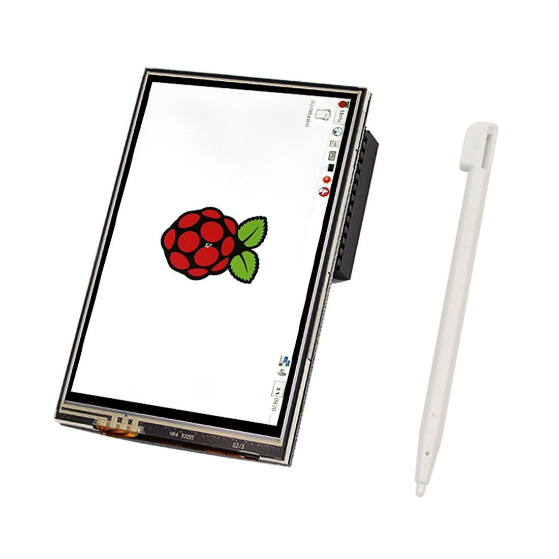 Etoput Raspberry Pi 3.5 inch TFT LCD Touch Screen with 9 Layers Case (for pi 3 b+)