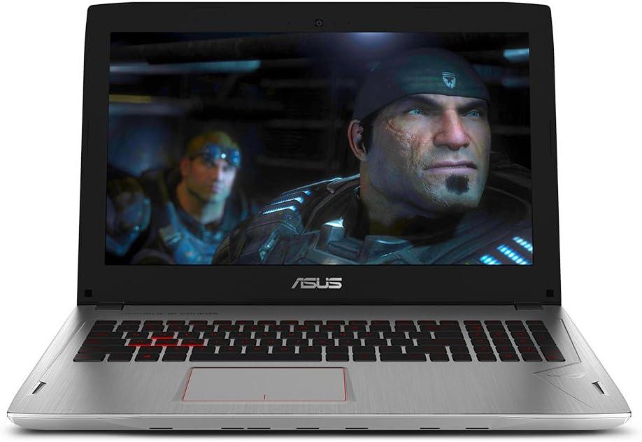 "ROG Strix GL502VM 15.6"" G-SYNC VR Ready Thin and Light Gaming Laptop NVIDIA GTX 1060 6GB Intel Core i7-7700HQ 16GB DDR4 128GB SSD 1TB HDD"