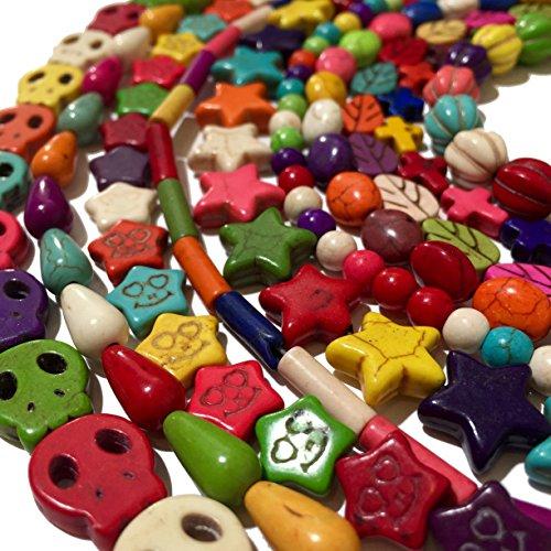 Quartz Tube Beads - 9
