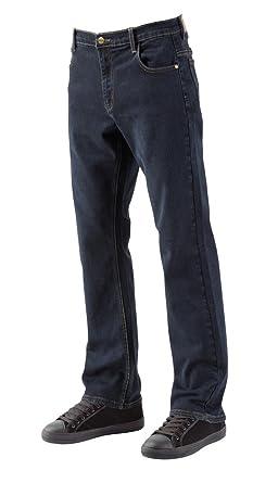Lee Cooper Lcpnt219 Pantalones Vaqueros Para Hombre Azul Marino Lavado 30w Pierna Regular Amazon Es Ropa Y Accesorios