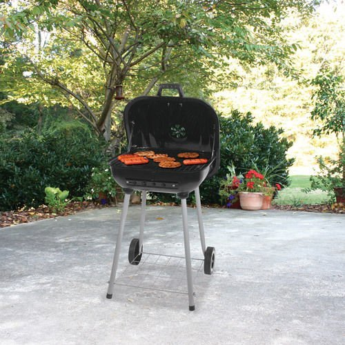 Charcoal Grill Portable BBQ Outdoor Camping Grilling Barbecue - Komodo Charcoal Grill