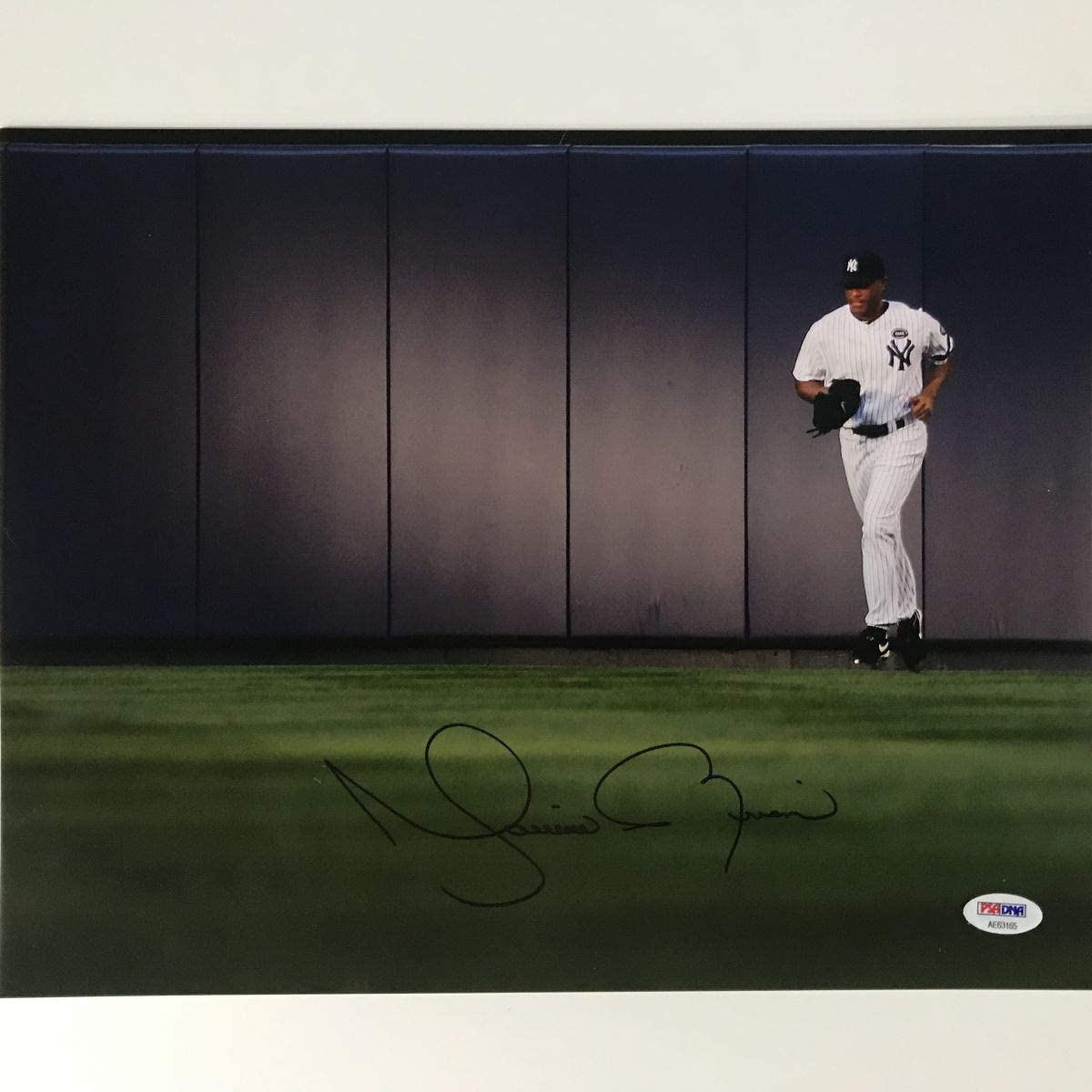Autographed//Signed Mariano Rivera New York Yankees 11x14 Baseball Photo PSA//DNA COA Holo Only