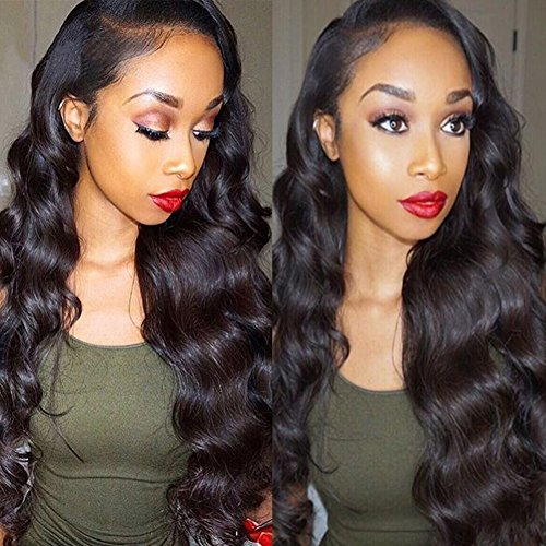 CYNOSURE Body Wave Human Hair Bundles 22 20 18inches 8A Virgin Unprocessed Malaysian hair Weave 3 Bundles Double Weft (The Best Malaysian Hair)