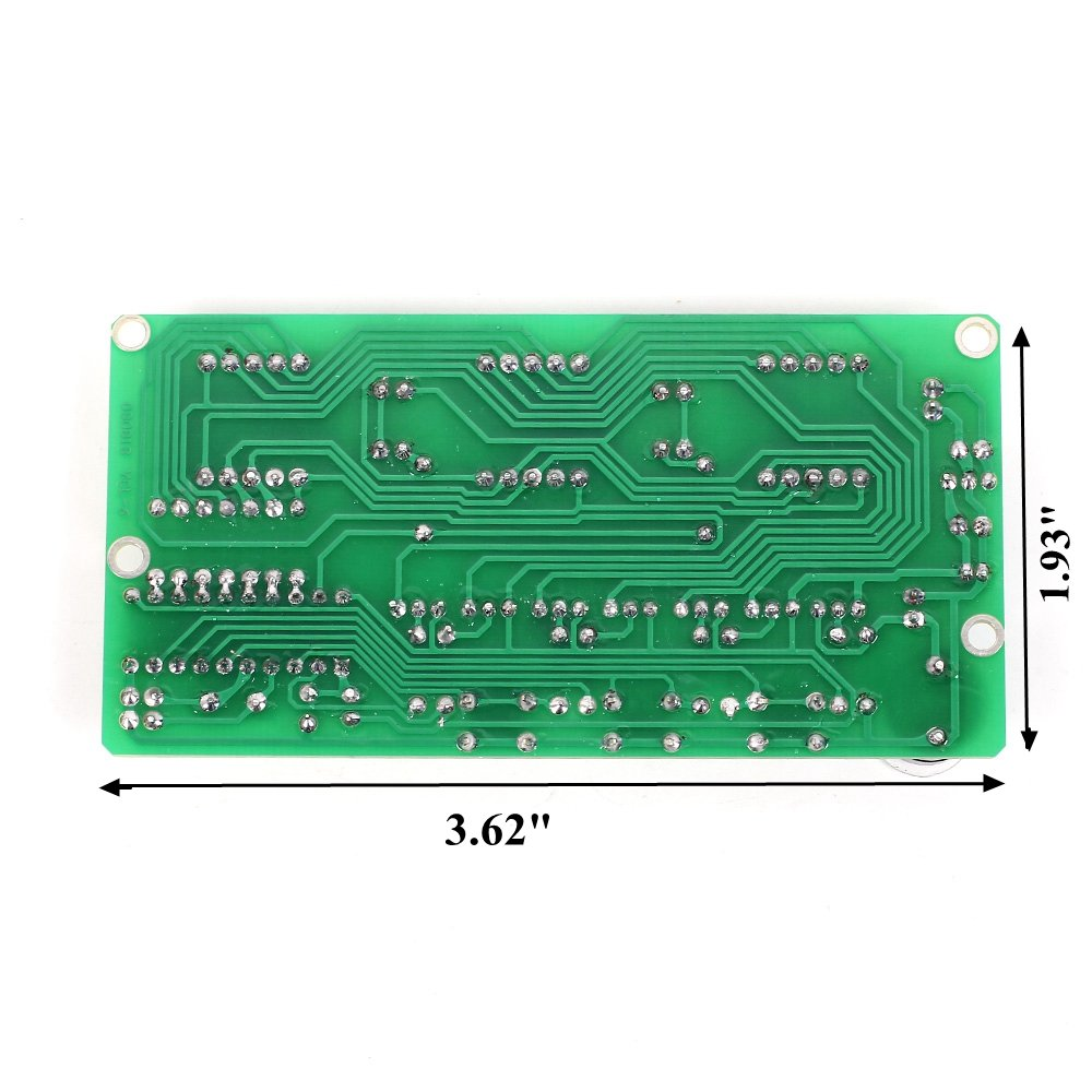 Is Icstation 6 Digit Electronic Digital Alarm Clock Circuit Production Project Diy Suite Kits Module Board Assemble Electronics Practice Set At89c2051 Chip Toys Games