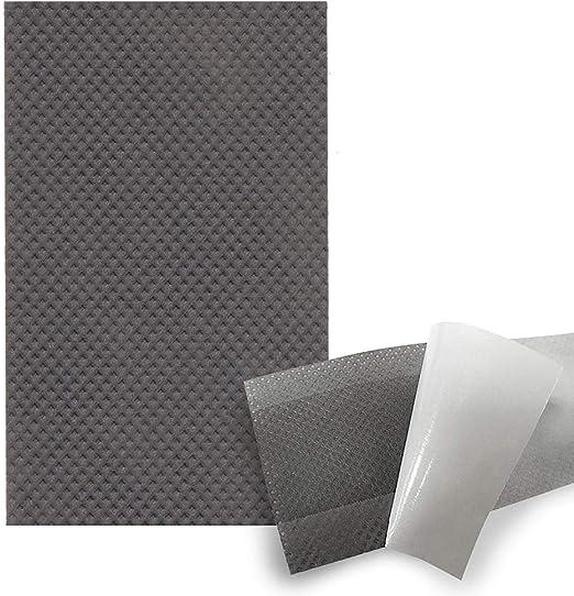 sourcingmap Ton Or 6 Crochets Maintien Coffre Bagages Casque Maille Filet pour Moto ATVs