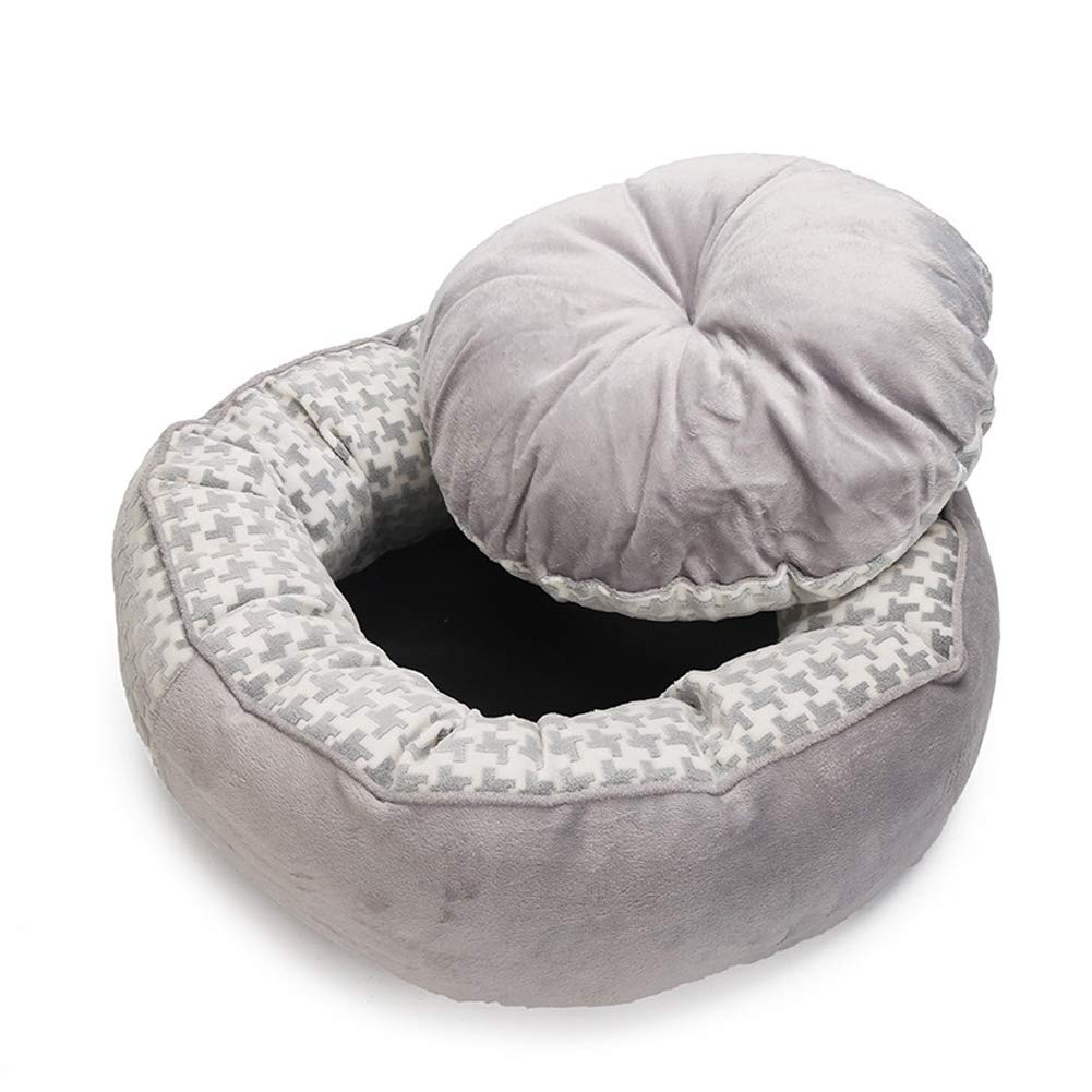 Pet Bed, Small Dog Bed cat Litter Pet Bed, Removable pet pad (50  50cm)