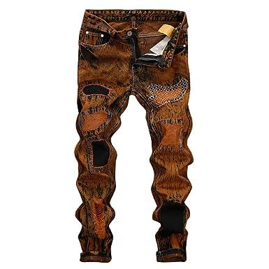 Vaquero elástico de Hombre, Skinny/Slim fit, STRIR Jeans ...
