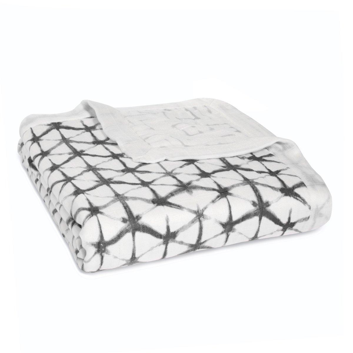 aden + anais Silky Soft Dream Blanket, Meadowlark 9316F