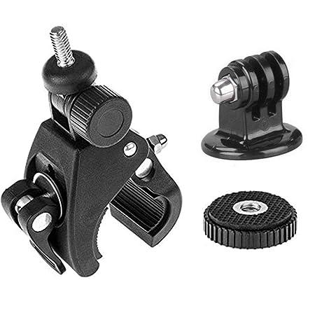 iBaste_S - Soporte para cámara de vídeo para Bicicleta (2 Unidades ...