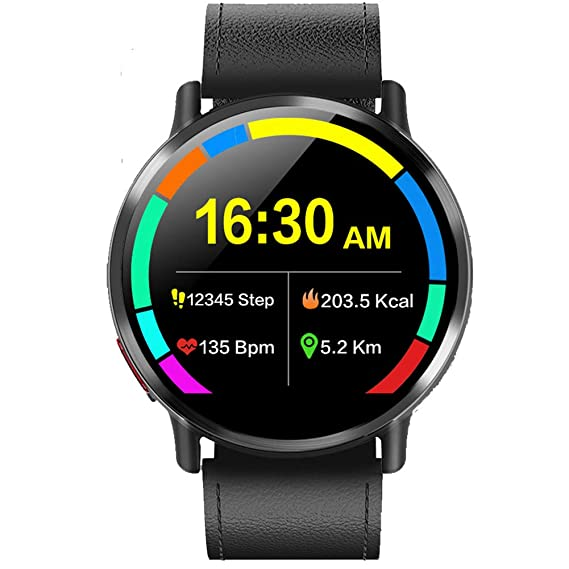 Amazon.com: Xiaojun Smart Watch, Android 7.1 Supports GPS ...