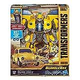 Transformers Tra Bumblebee Figura de Accion para Niños