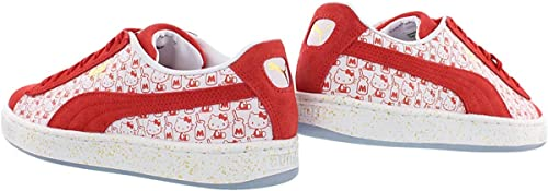 Puma x Hello Kitty Suede Classic Sneaker   Hello kitty shoes