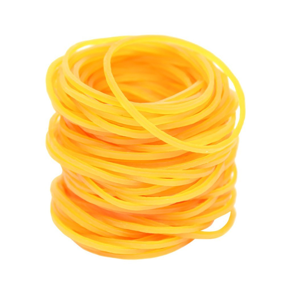 SHENWE 2.2 pounds Rubber Bands Bank Paper Bills Money Dollars Elastic Stretchable Bands Sturdy Stretchable Rubber Bands Elastic Bands for School Office Bank Home