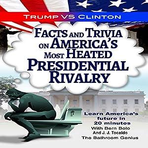 Trump vs. Clinton Audiobook