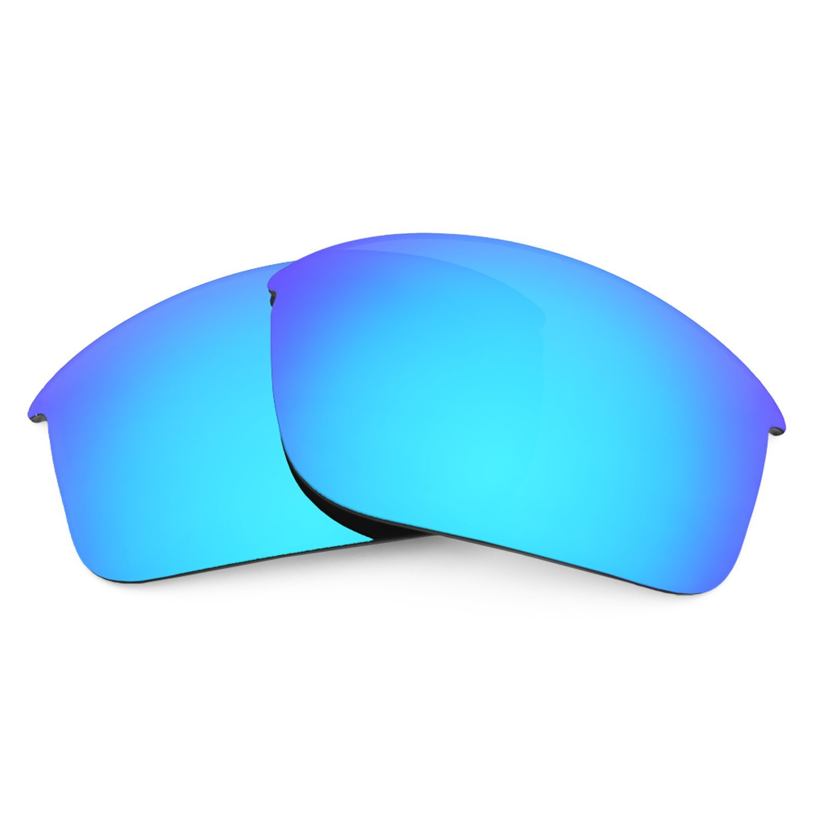 Revant Polarized Replacement Lenses for Oakley Bottle Rocket Ice Blue MirrorShield by Revant