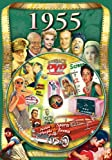 1955 Flickback DVD Greeting Card: 62nd Anniversary or 62nd Birthday