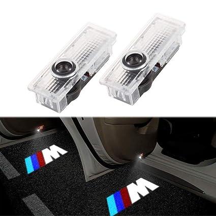 THG 2 piezas del coche LED del proyector de la puerta de la sombra ...