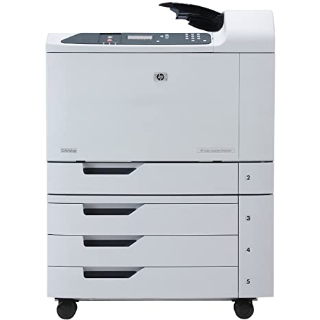 HP Impresora HP Color Laserjet CP6015xh - Impresora láser ...