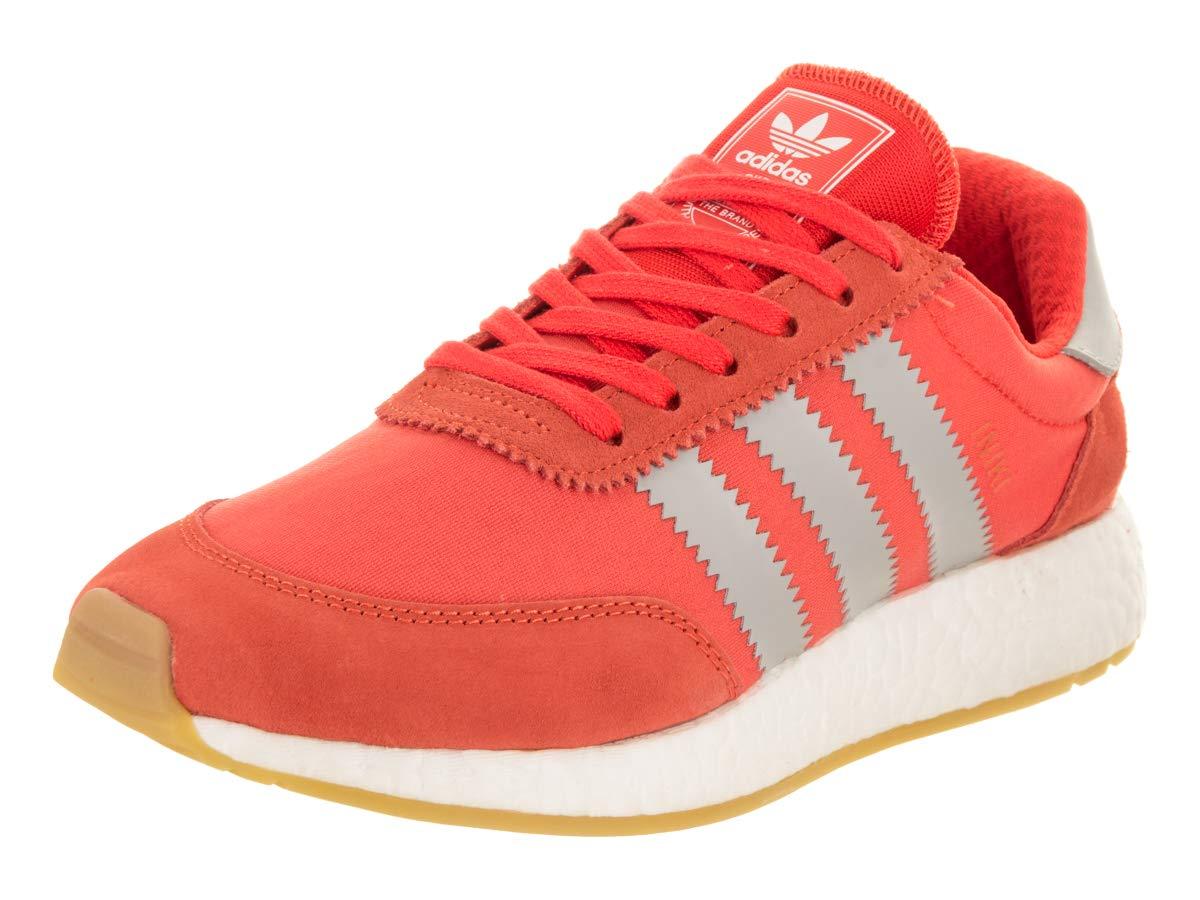 orange adidas shoes