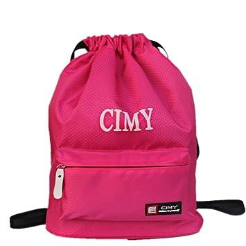 Bolsas de gimnasio impermeables, bolsa de natación, mochilas ...