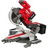 MILWAUKEE ELECTRIC TOOL 2734-21HD M18 Fuel, Dual Bevel, Sliding, Compound Miter Saw, 10""