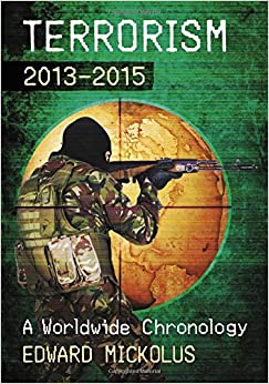Terrorism 2013-2015: A Worldwide Chronology
