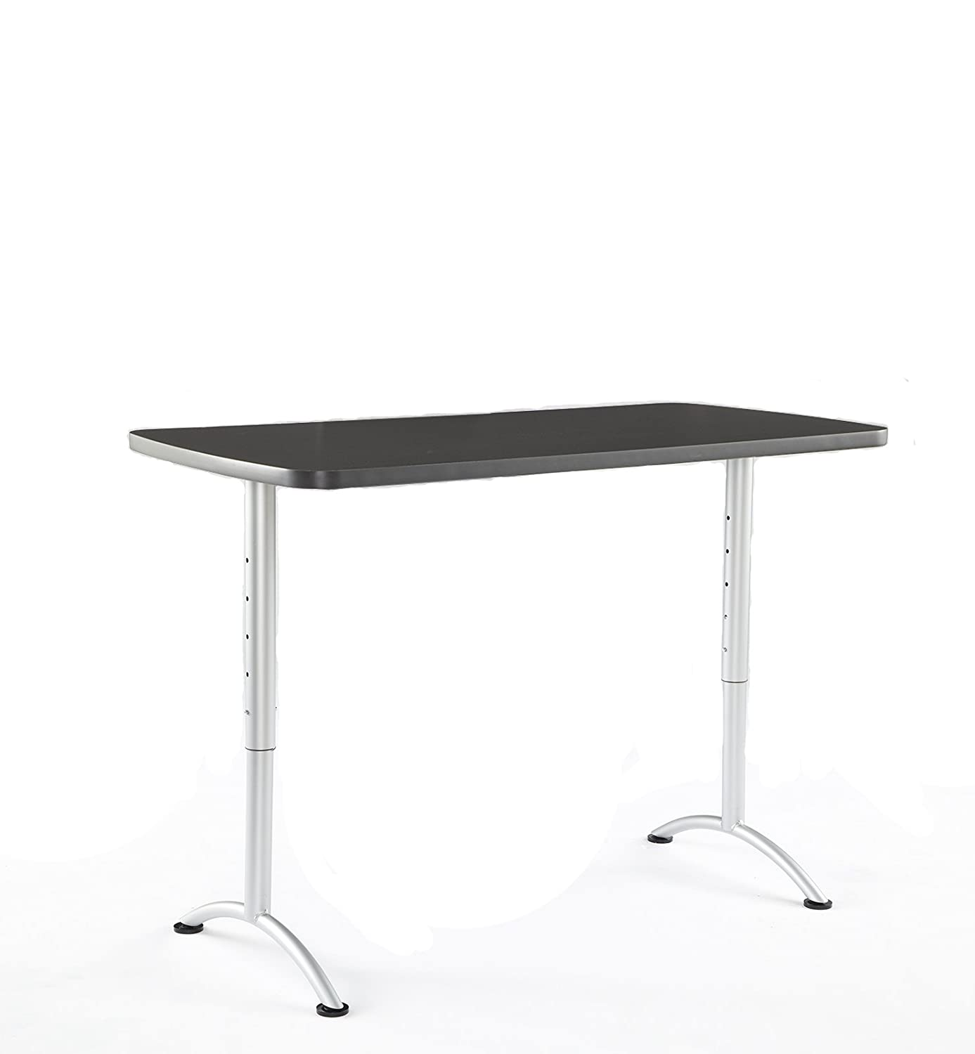 Iceberg ICE69317 ARC 5-foot Adjustable Height Rectangular Conference Table, 30